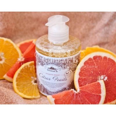 Жидкое мыло Citrus Fruits,300мл