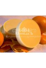 Массажная плитка Сладкий апельсин,75г