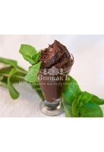 Шоколадное масло для кожи Мята ,100г