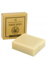 Мыло для умывания и бритья с каолином, маслом полыни и сандалом,85г