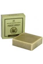 Мыло для умывания и бритья с зеленой глиной и маслом можжевельника,85г
