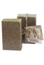 Мыло с эфирными маслами и травами деодорирующее Лавровое,80г
