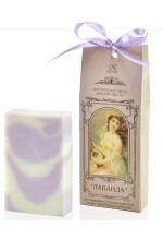 Подарочное мыло Лаванда,85г