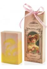 Подарочное мыло Роза,85г